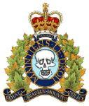 RCMP. LASER.Badge