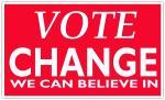 VOTE- Change