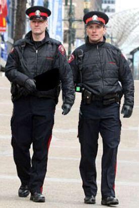 cop buddies