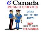 Canada police farce (2)