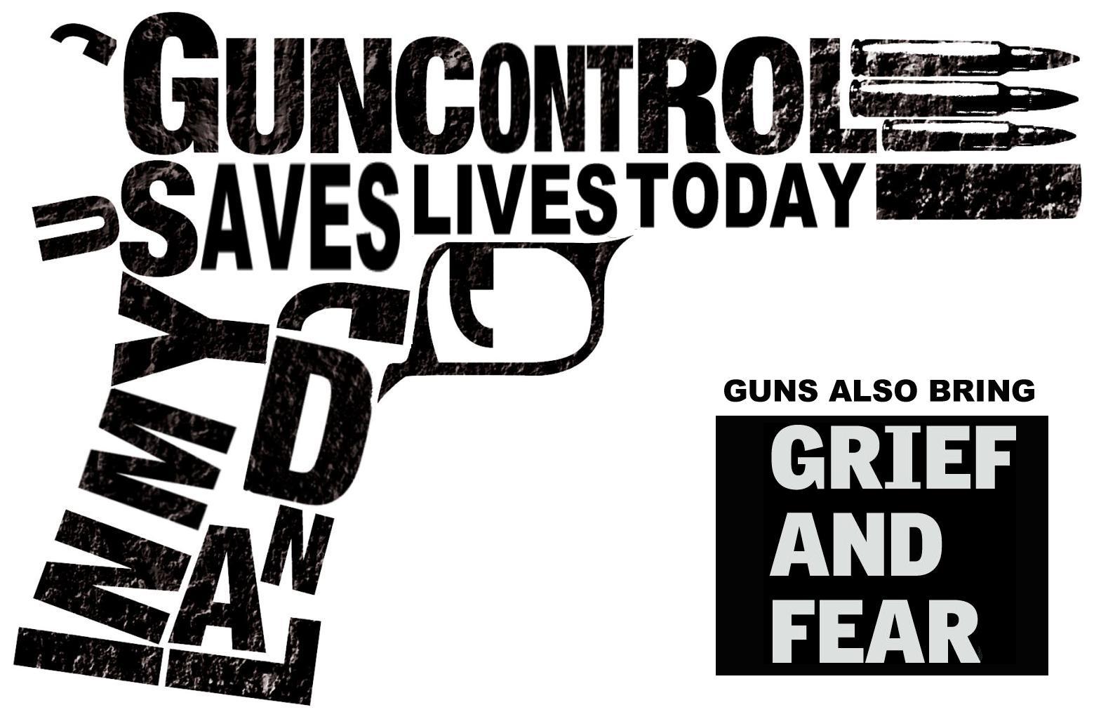 GUN CONTROL | The non conformer's Canadian Weblog