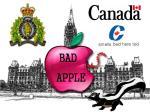 CAN Parliament-Ottawa bad smell