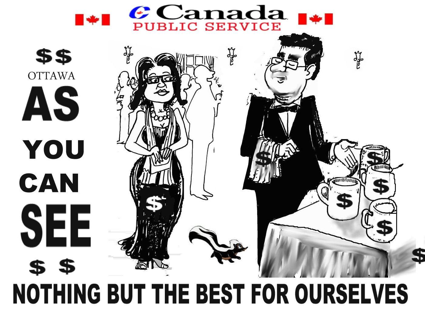 Cartoons Canada Political scene | The non conformer's Canadian Weblog