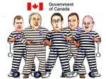 STEPHEN Harper's Conservative cons MP