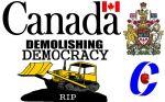 CANADA_Harper. CORRUPTION