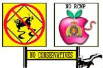 NO CONSERVATIVES  (2)