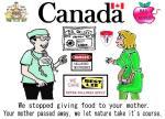 Canada. MEDICARE.killings