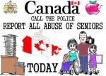 CANADA SENIORS ABUSE