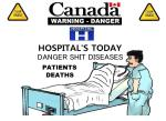 Canada SHIT DISEASE