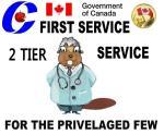 CANADA 2 TIER MEDICARE