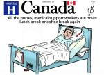 Canada-MEDICAL SERVICES