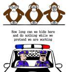 1 ugly police