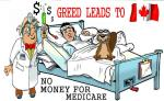 GREED  MEDICARE  HEALTH