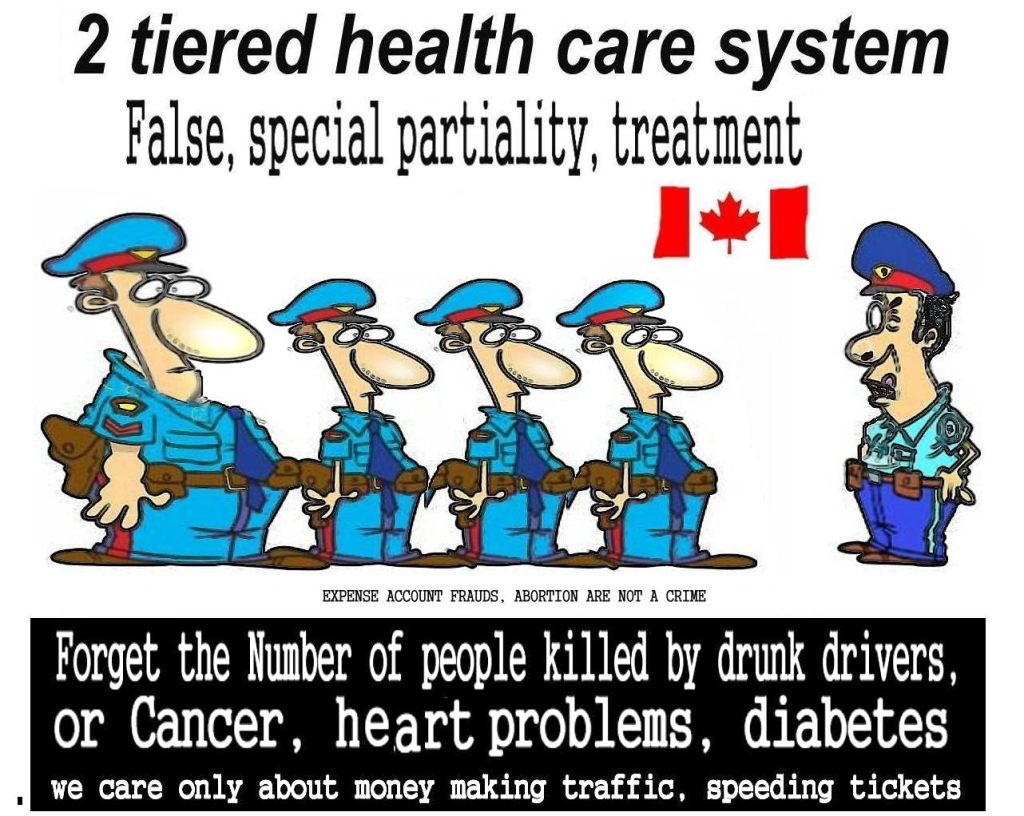 Should canada move towards a two tiered healthcare
