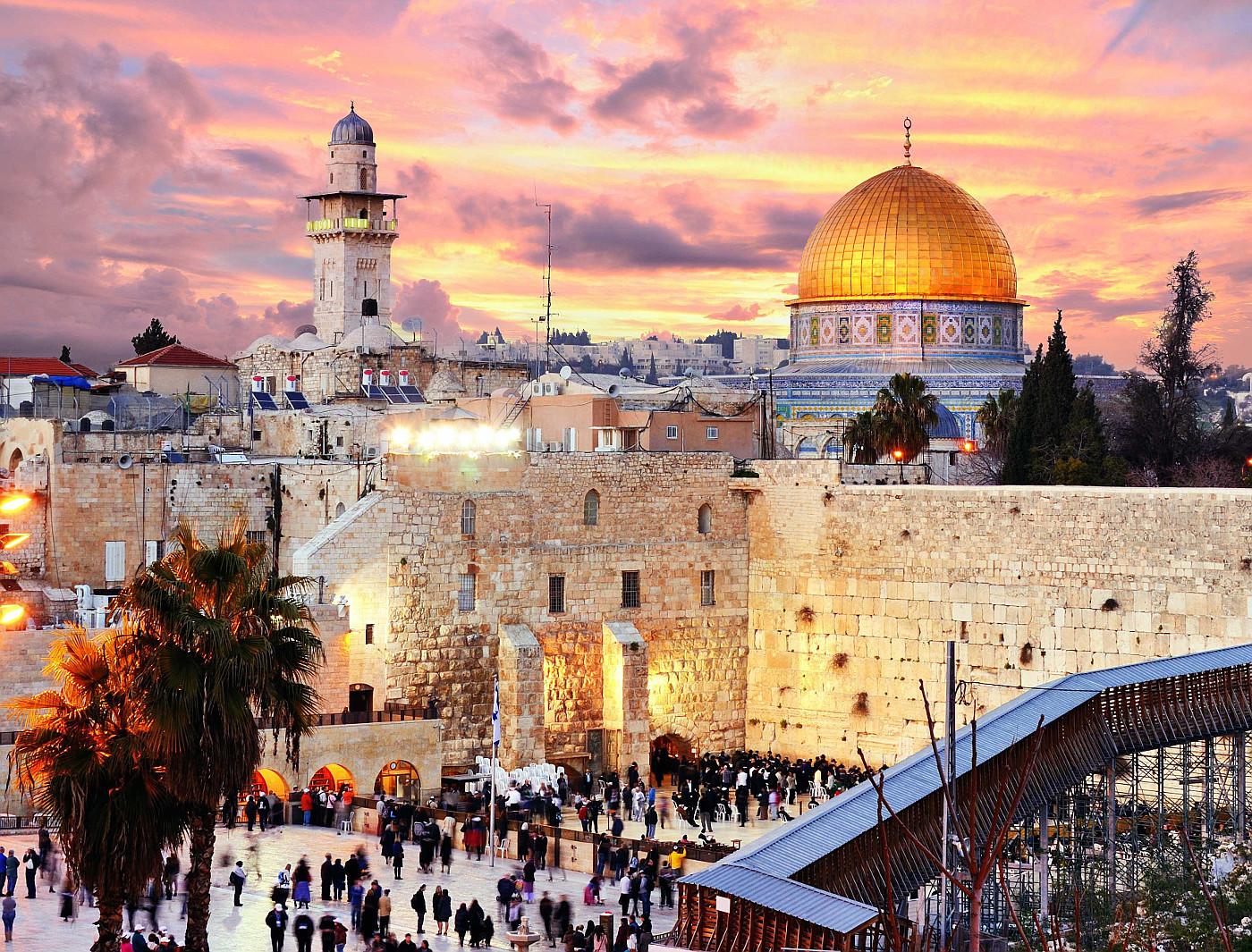 Jerusalem-Israel