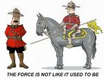 rcmp force