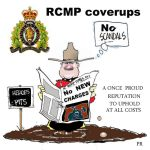 rcmp nocharges