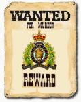 rcmp wanted