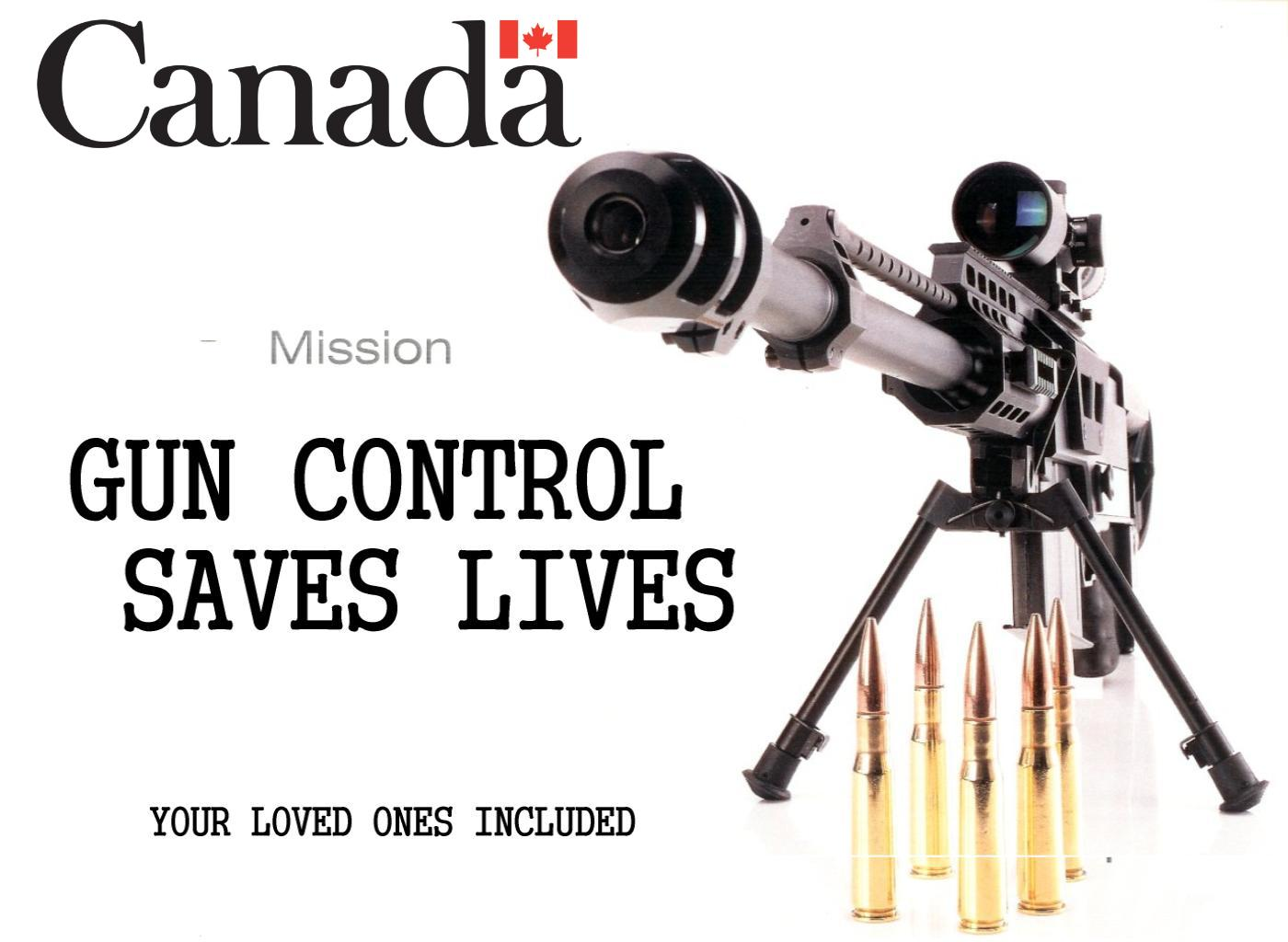 gun control in canada essay