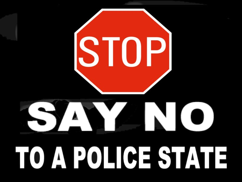 no police-state (2) | The non conformer's Canadian Weblog