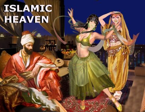 ISLAMIC HAREM