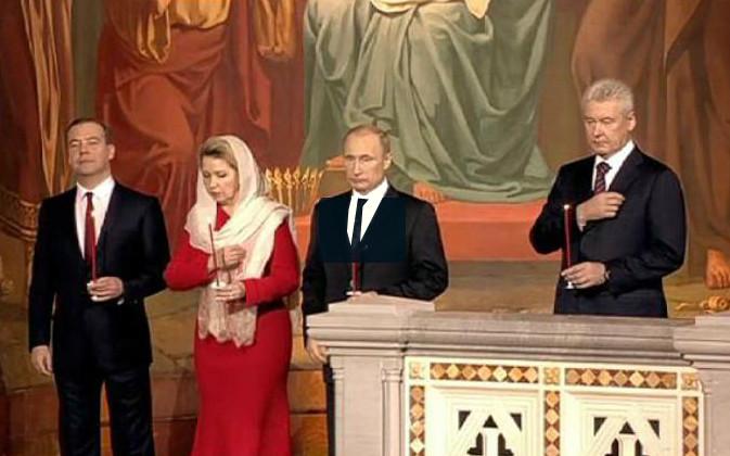 Putin Easter
