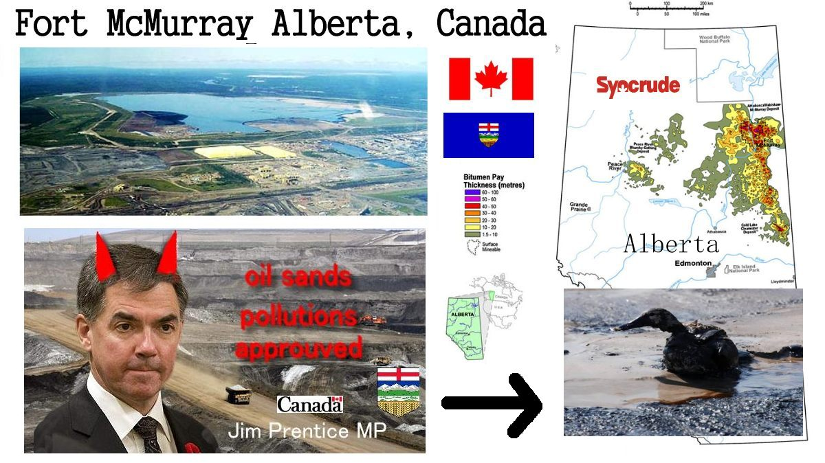 Tailings Ponds Alberta Oil Sands Alberta 39 s Tailings Ponds
