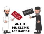 0 MUSLIMS.  (10)