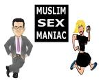 0 MUSLIMS.  (3)