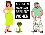 0 MUSLIMS.  (4)