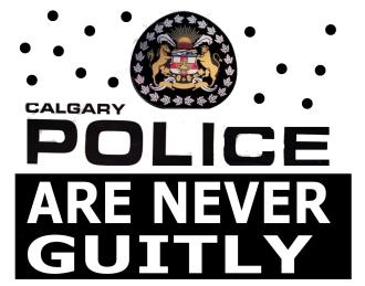 CALGARY POLICE (4)