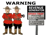 WARNING RCMP