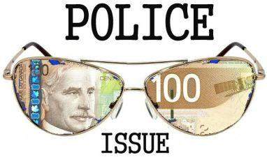 police-issue